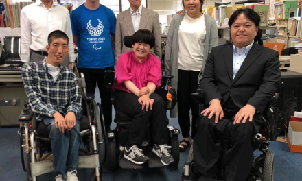Longitudinal study on the impact of the Tokyo 2020 Paralympic Games upon the lived experience of people with disabilities living in the greater Tokyo metropolitan area